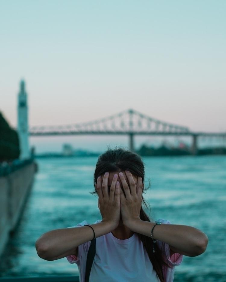 shy girl - montreal, 50mm, travel - marcantoine_vachon | ello