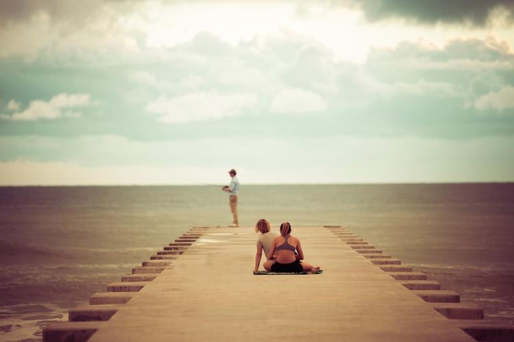 Slightly Perspective places - beach - rickschwartz | ello