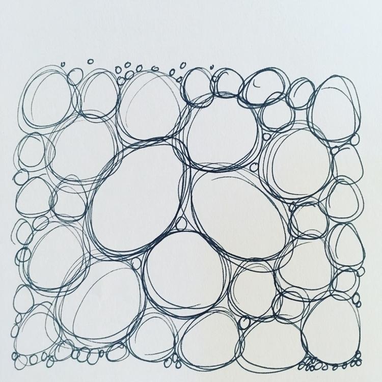 226 - QTStudio, squareaday, drawing - quadrapop | ello