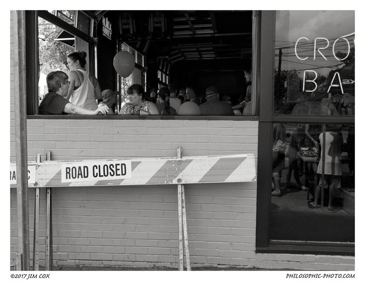 Tomato Art Fest: Road Closed: 3 - jascox | ello