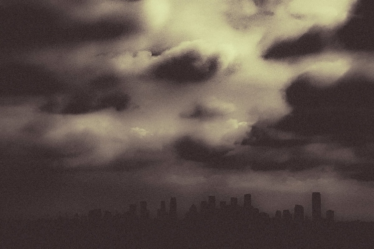 Cityscape clouds - city, architecture - iangarrickmason | ello