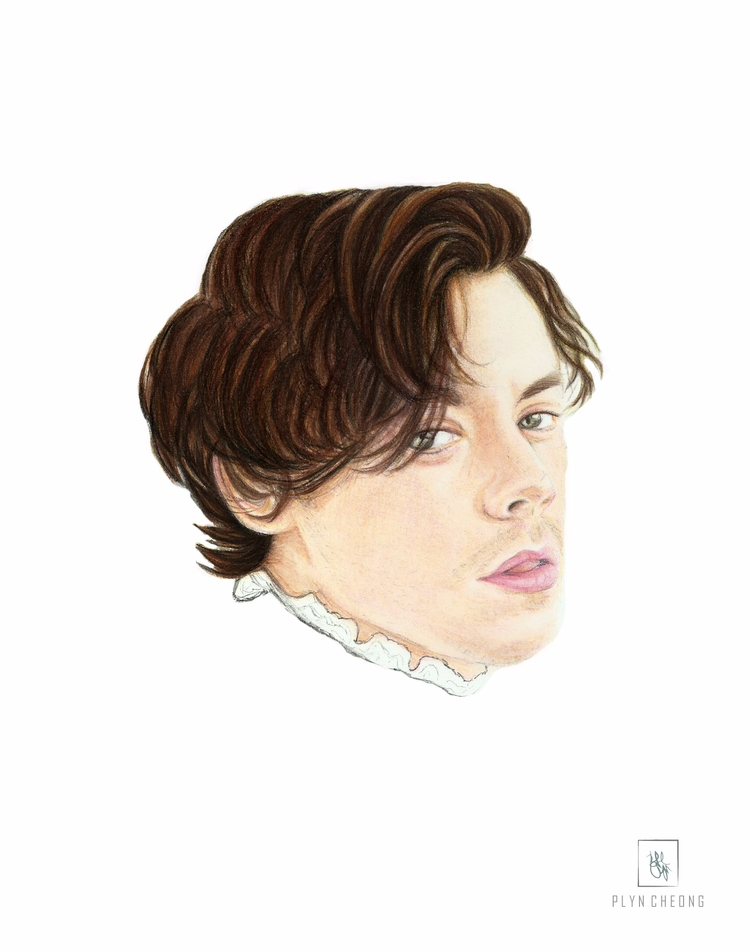 Portrait Harry Styles - harrystyles - plyncheong | ello