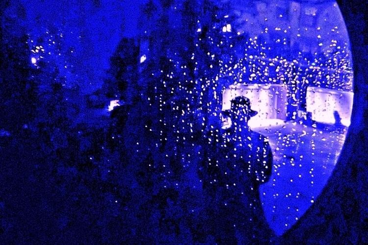 Blue reflection - photography - kenlong   ello