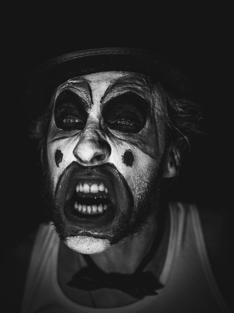 Krispy - cyrilcaine, clown, mask - cyrilcaine | ello