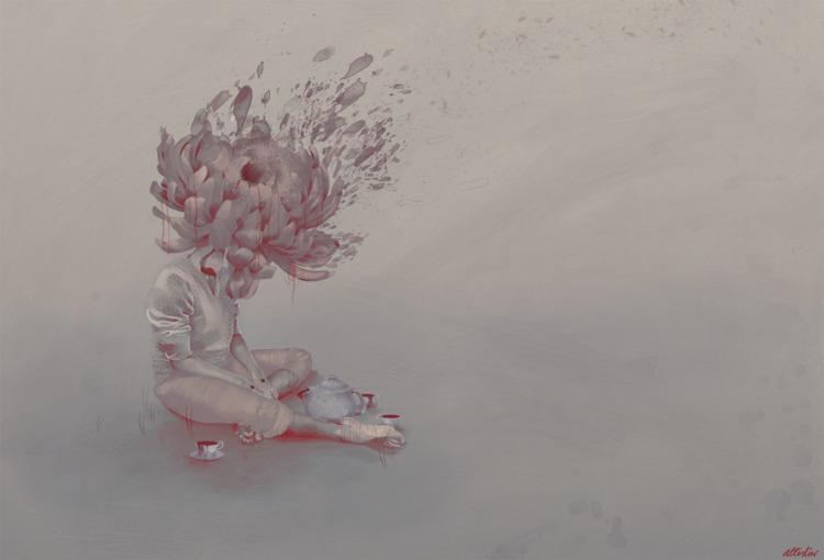 infinite misery chrysanthemum u - alterlier | ello