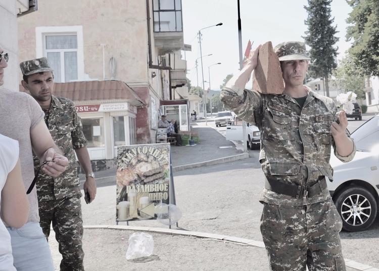 MATLAKAS - SOLDIER PHOTO CREDIT - matlakas | ello