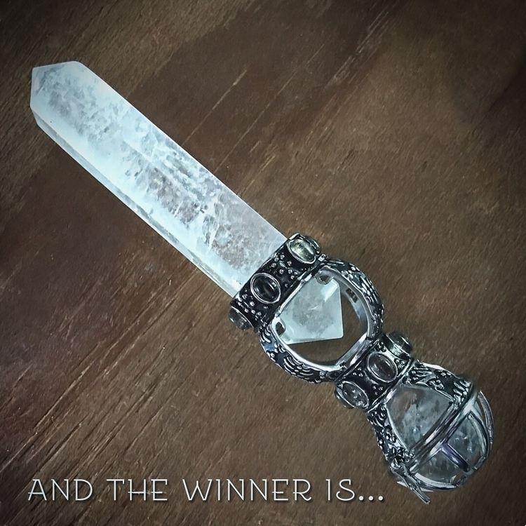 excited finally announce winner - evil_pawn_jewelry | ello