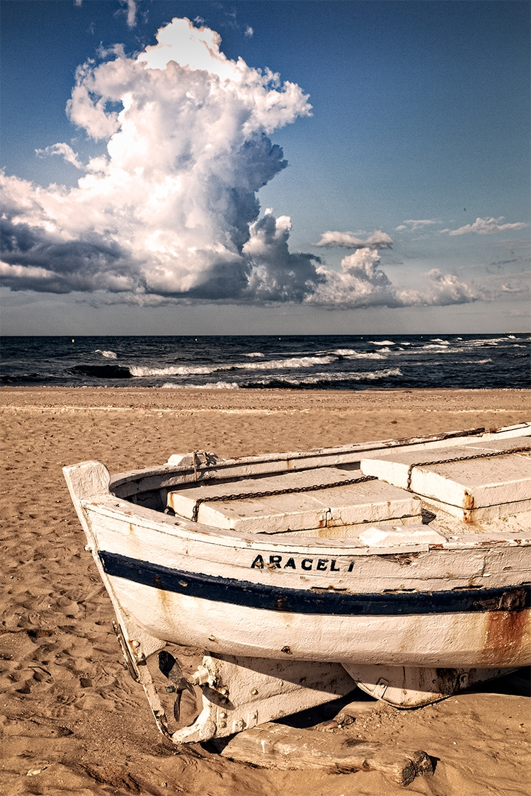 holiday dreams Sitges - Spain - boat - stephanepictures   ello