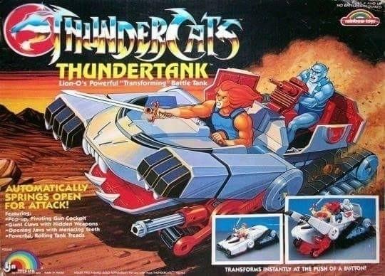 Caturday, Thundercats - robogiggles   ello