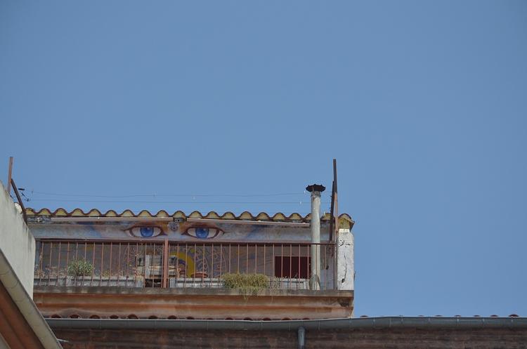 Terrasse avec vue sur ciel - Perpignan - le_m_poireau   ello