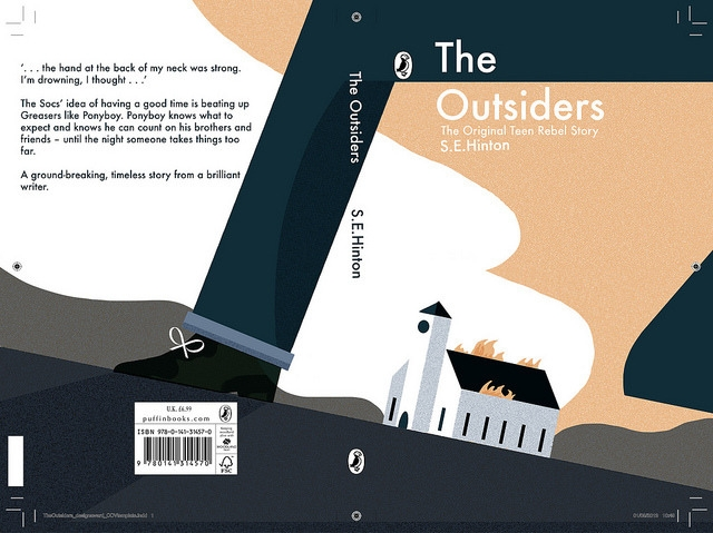bookcover designed years outsid - mikedriver | ello