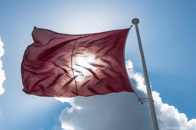 Fun flags - worldphotoday#BigBangTheory - rwhfink | ello
