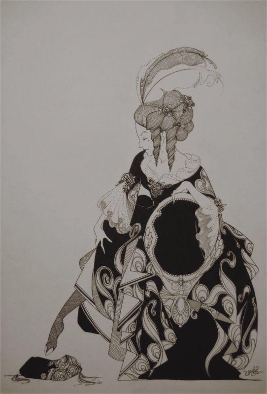 CINDERELLA Ink Paper - Cinderella - gabs_1901   ello