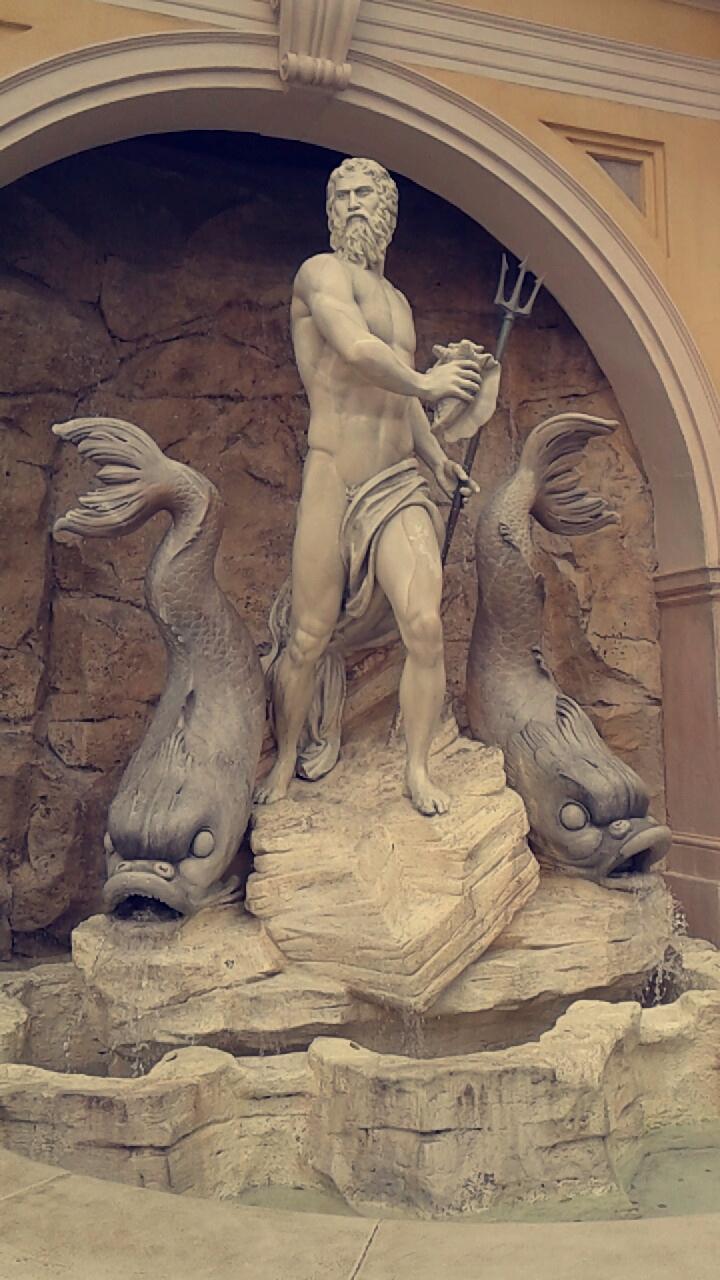 photography, sculpture, Neptune - captain_p_patches | ello