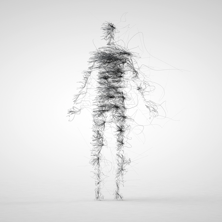 Entangled Man creature emotions - z3rogravity   ello