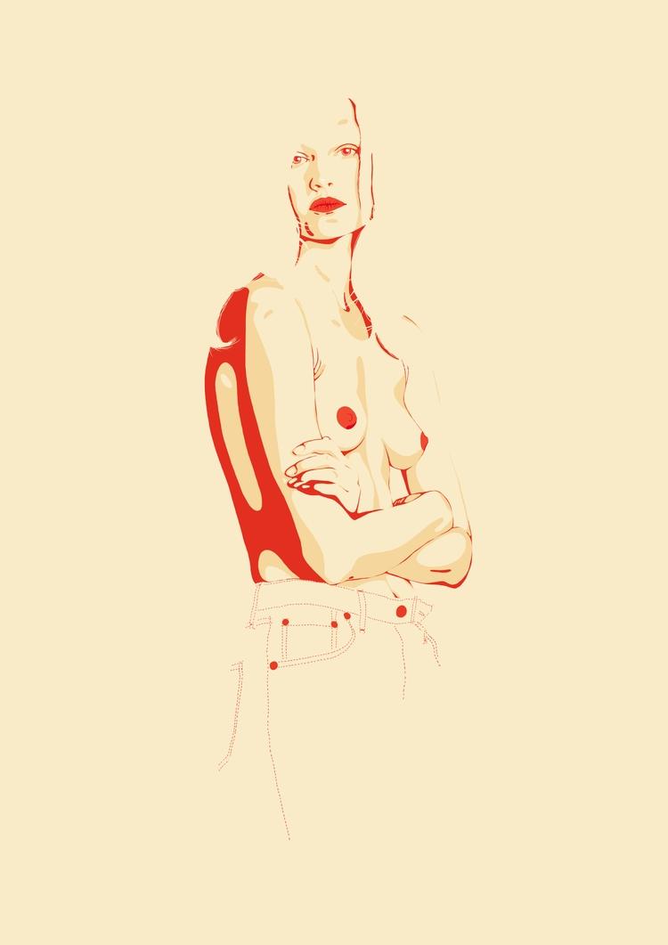 Zivabelle, Illustrator draw stu - zivabelle | ello