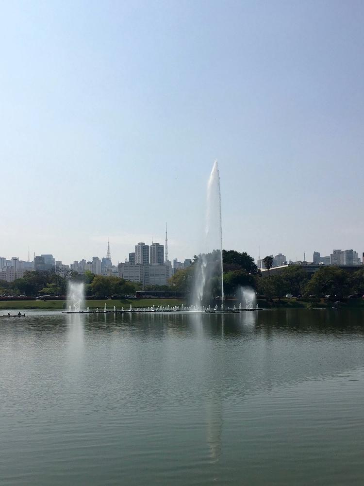 August 21, Ibirapuera Park cele - antoniomg   ello