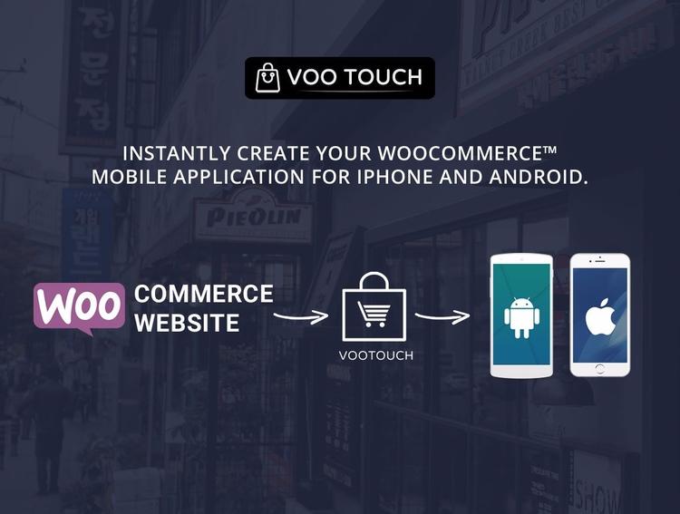Convert WooCommerce website Sto - vootouch | ello