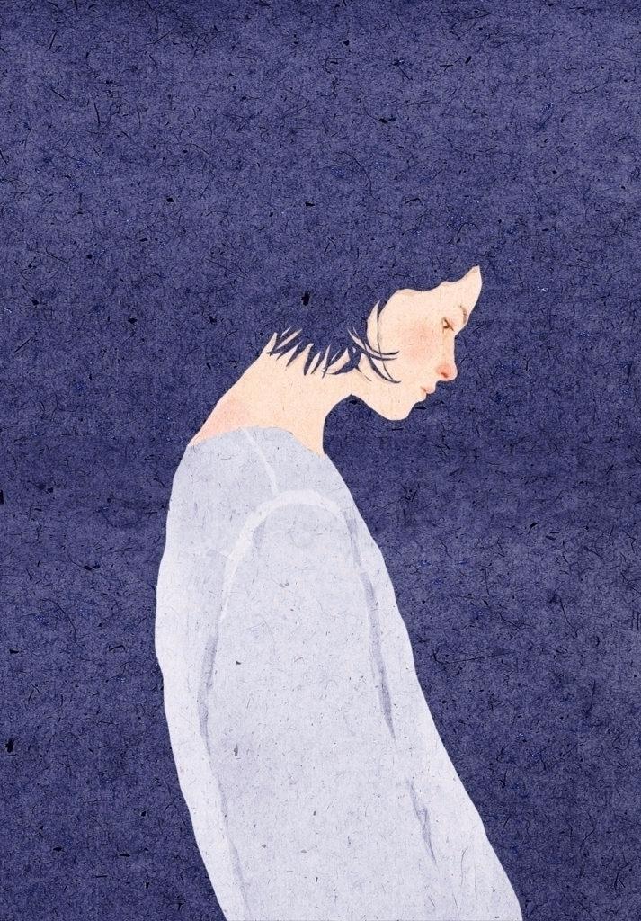 Xuan Loc dresses melancholy vib - thefloatingmagazine | ello