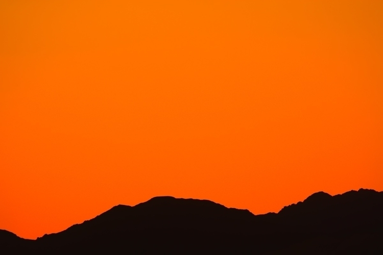 Sunset Eilat Mountains, Israel - talpazfridman | ello