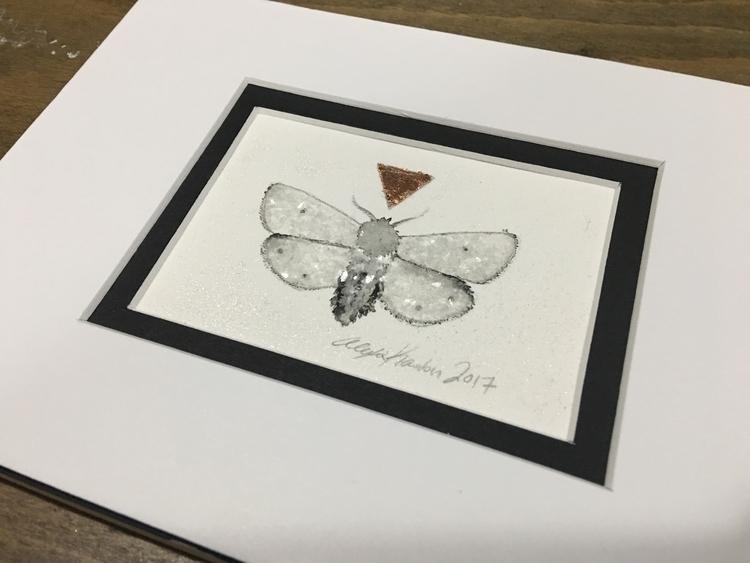 moth home Colorado! paintings s - alexakarabin | ello