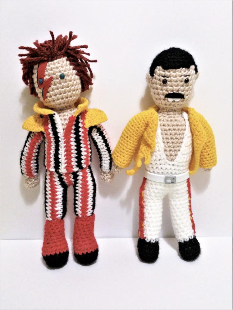 Mercury Bowie / Kutuleras - craft - red_wolf | ello
