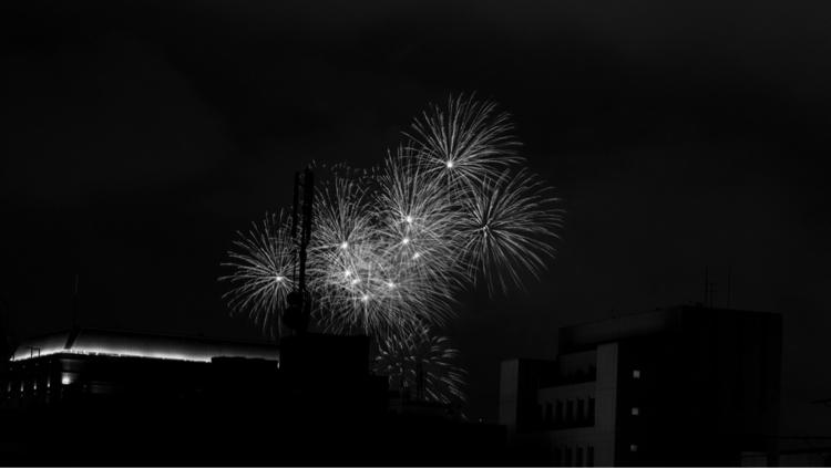 神宮外苑花火大会2017, 神宮外苑花火大会, 花火, fireworks - nakamuland | ello