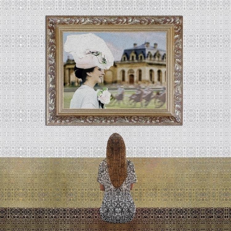 Ma Mère Chantilly - zuzugraphics | ello