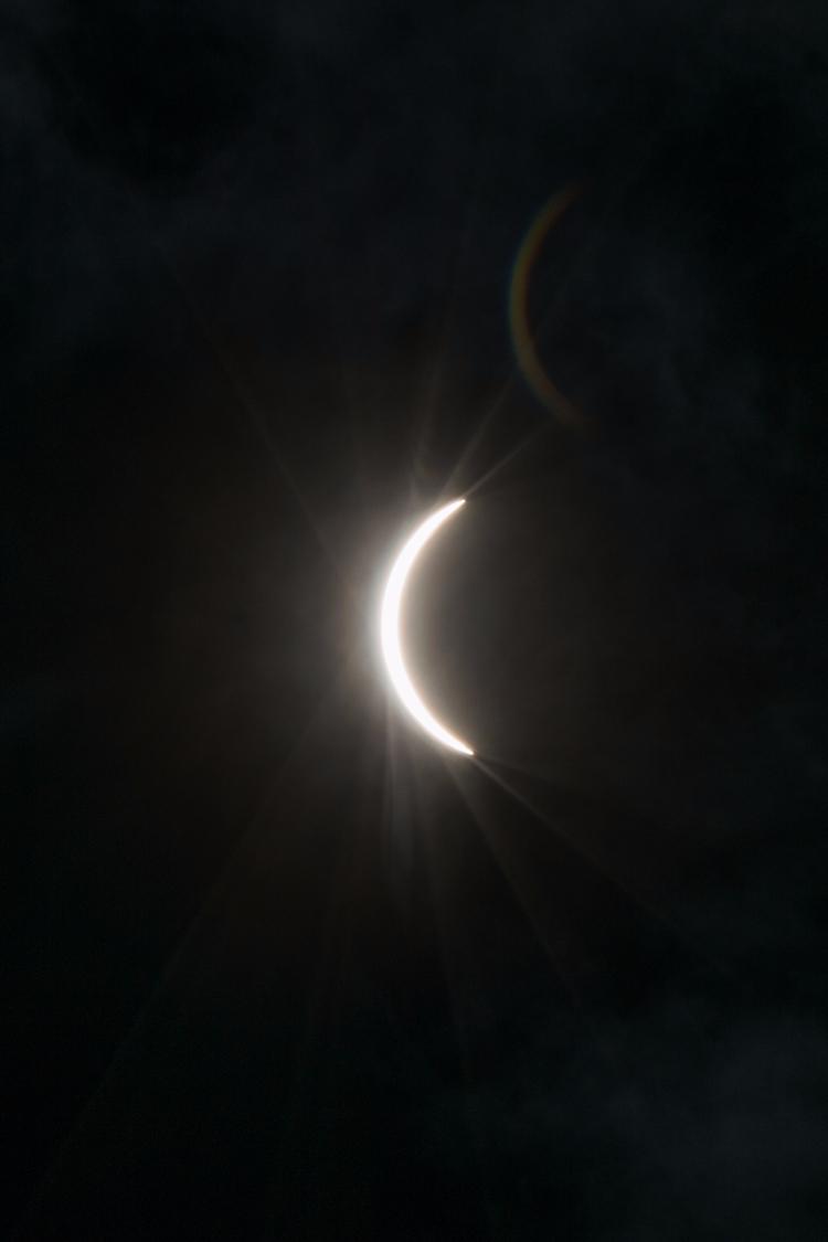 *Eclipsical* Seconds totality,  - jeffmoreau | ello