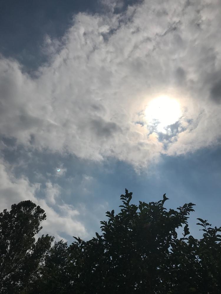 Happening. Eclipse 2017 - sserrano | ello
