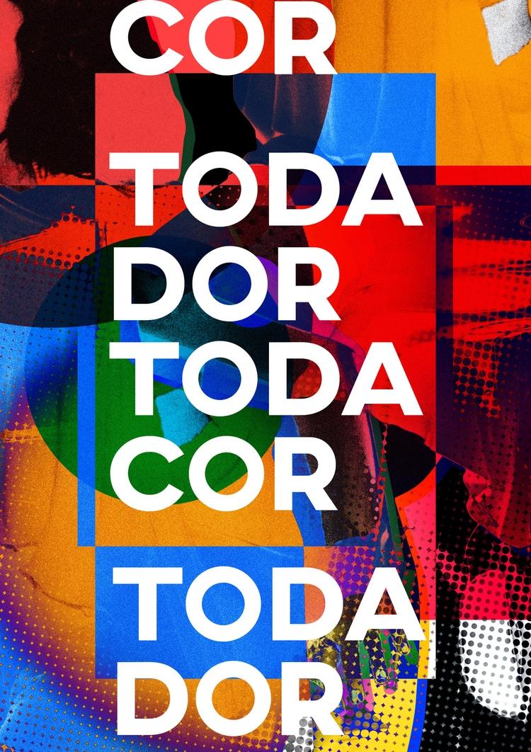 Toda dor, cor pains, colours) C - thcart | ello