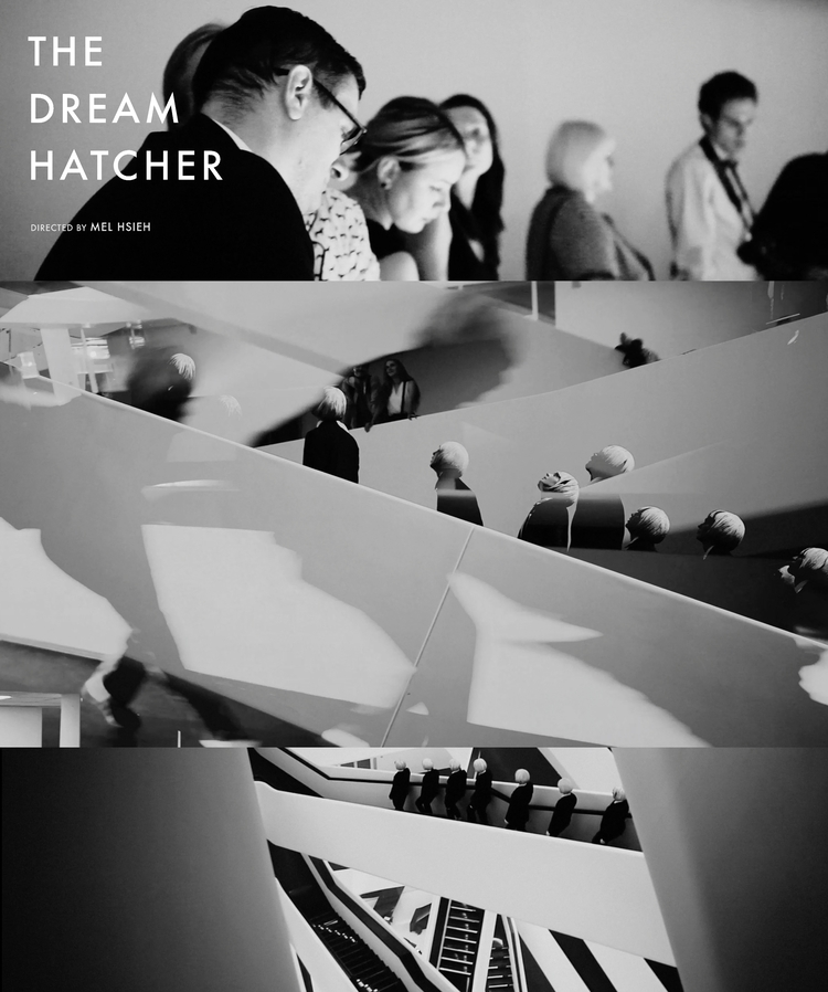 DREAM HATCHER Experimental Film - melhsieh | ello