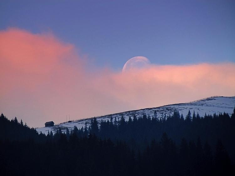 polenta Moon, Moon mămăligă de  - gebeleizis | ello