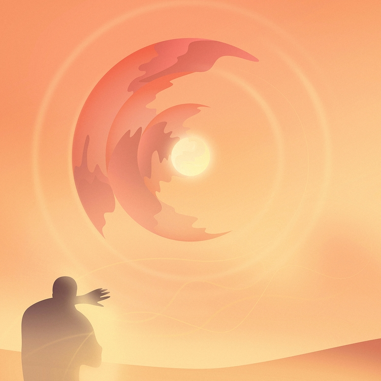 Sandstorm Serie - desert, tribe - filianstudio | ello