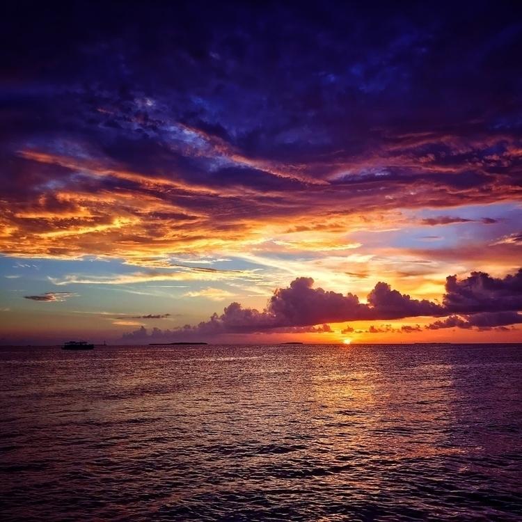keywest, sunset, goodnight, paradise - bjwaffa | ello