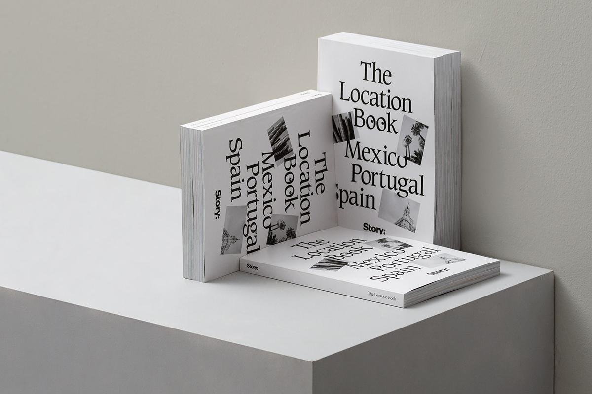 Book design production company  - northeastco | ello
