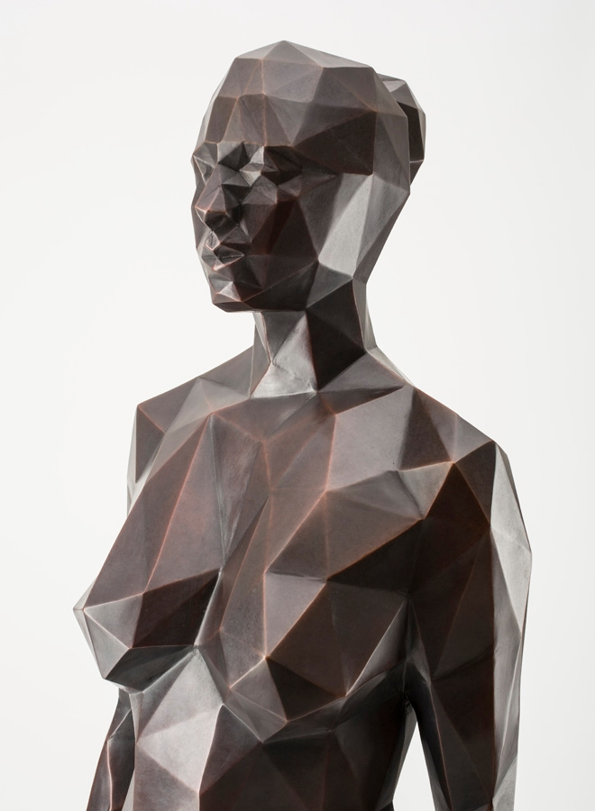 Julian Voss-Andreae - geometry, sculpture - sophiegunnol | ello