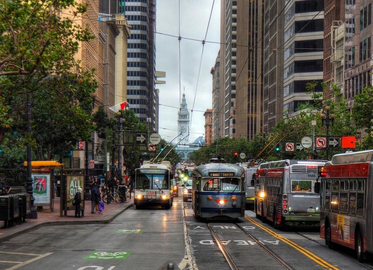 Street Cars Electric Buses - vi - neilhoward | ello