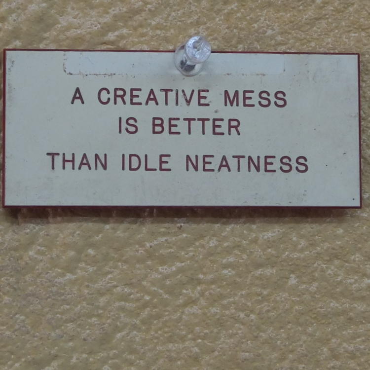Creative mess - everydaylife;, objects; - dma_james | ello