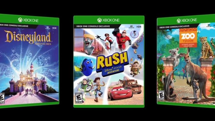 Gamescom 2017: Xbox 3 Kinect vi - bradstephenson | ello