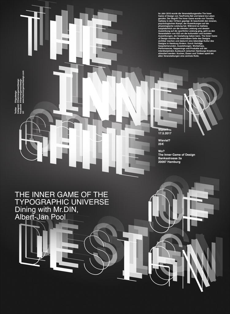 Game Typographic Universe Dinin - martinlorenz | ello