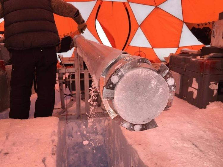 Oldest ice-core drilled dates 2 - valosalo | ello