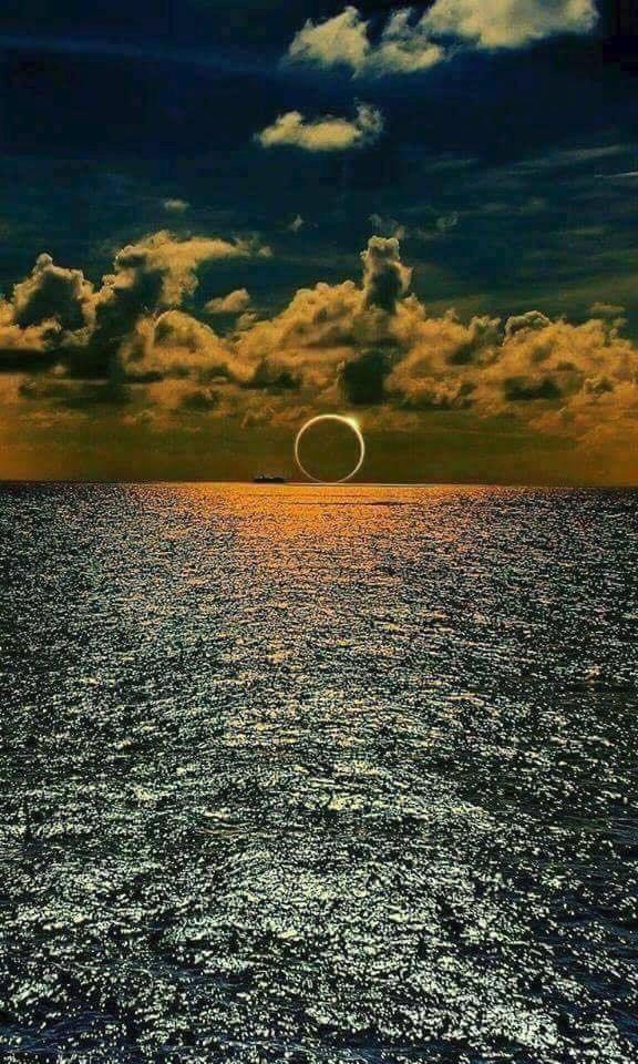 Black Hole Sun, wash rain - cassiecarnage | ello