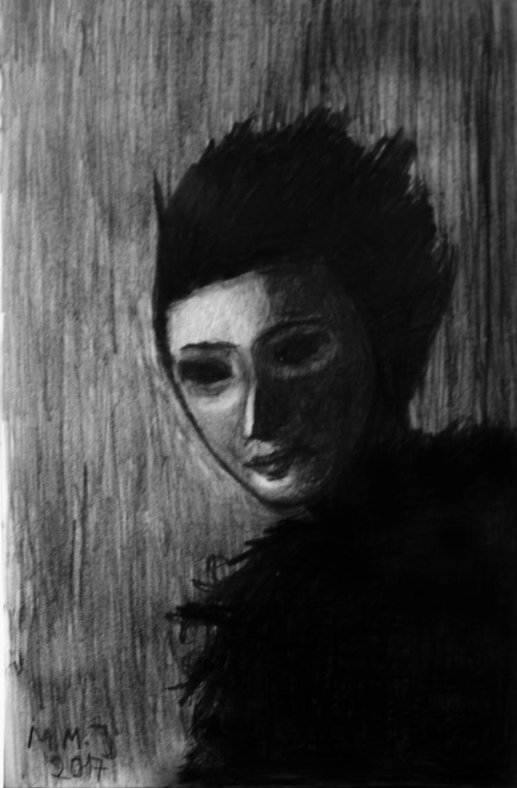 pencil, sketch, art, abstract - maksmj | ello