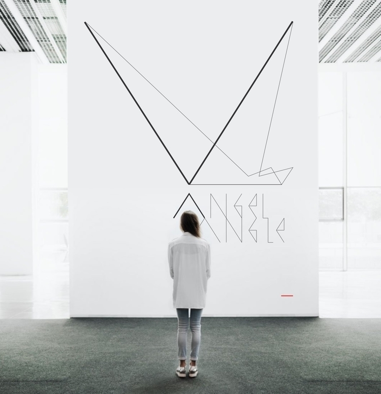 Angel angle. Wall type - minimalistic - gladcow | ello