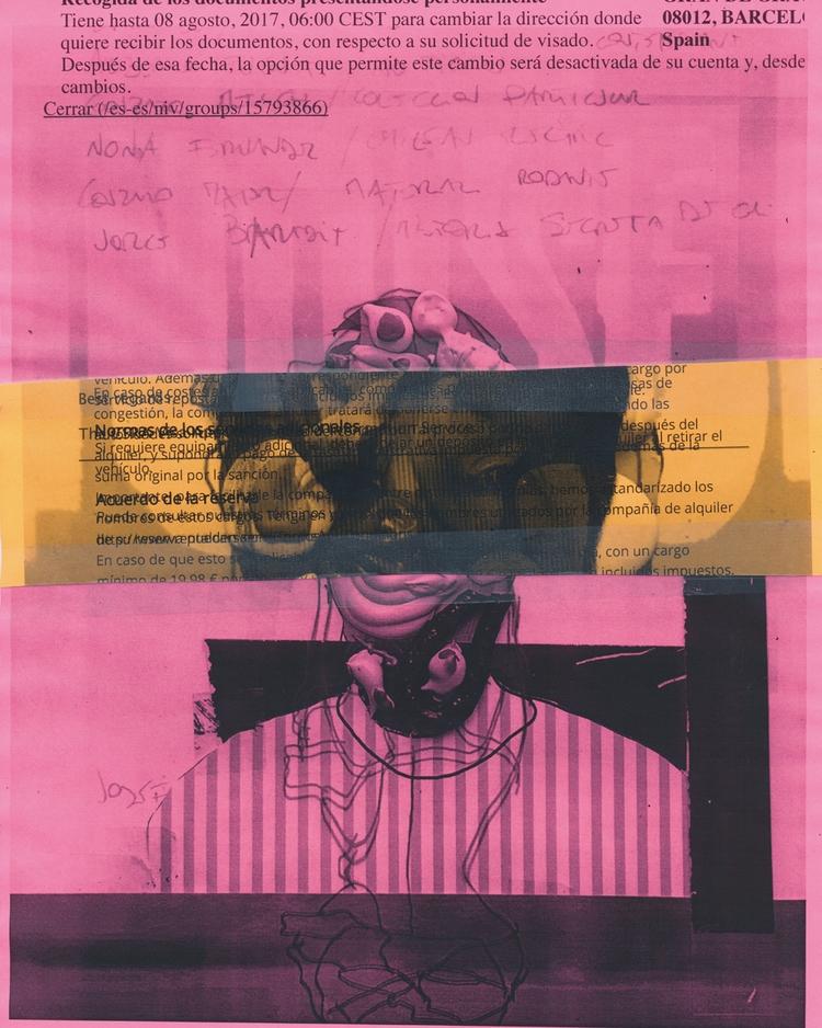 107º - 108, variations, selfportrait - josephsohn | ello