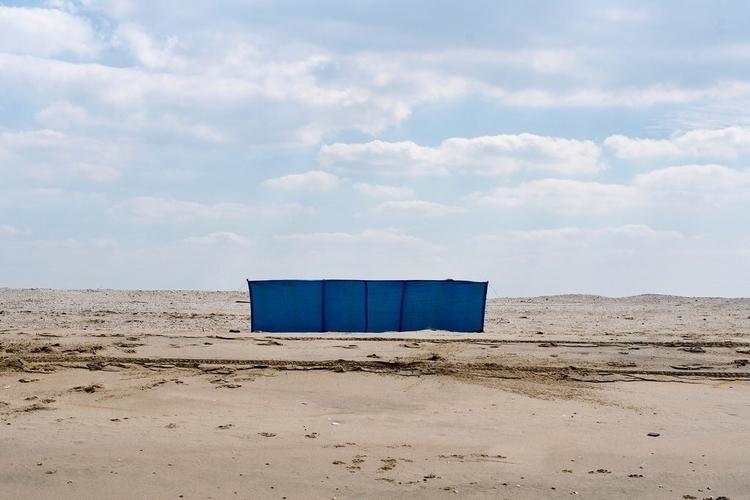 windbreak...  - beach, coastline - rwhfink | ello