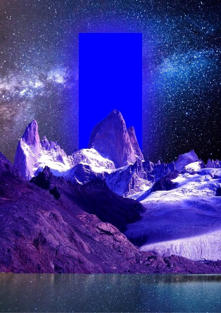 God  - DigitalArt, Collage, Space - darlingdesign   ello