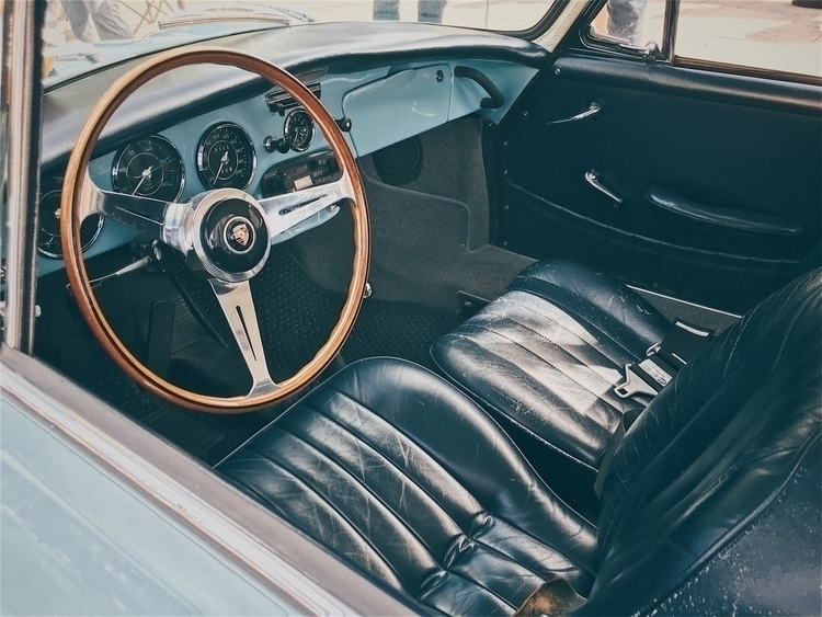 Drive classic today - 356C, porsche - tramod | ello