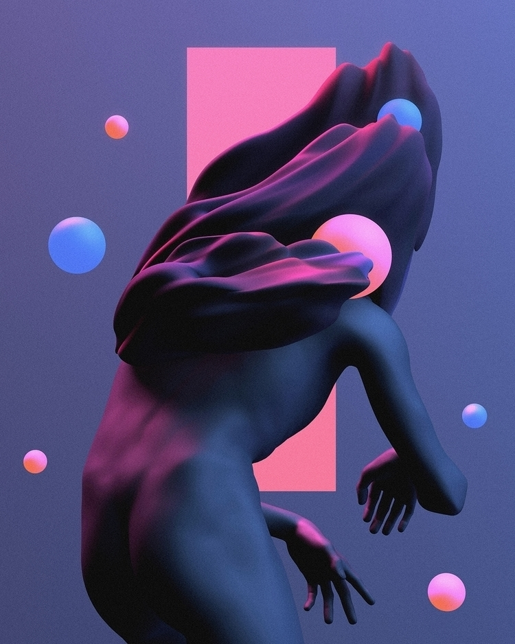 Aeforia - DigitalArt, Canada - hereforthecolor | ello